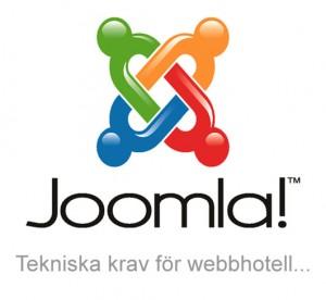 joomla-systemkrav